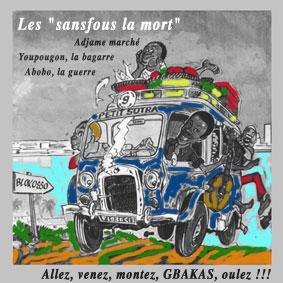 Gbaka d'Abidjan crédit photo Google